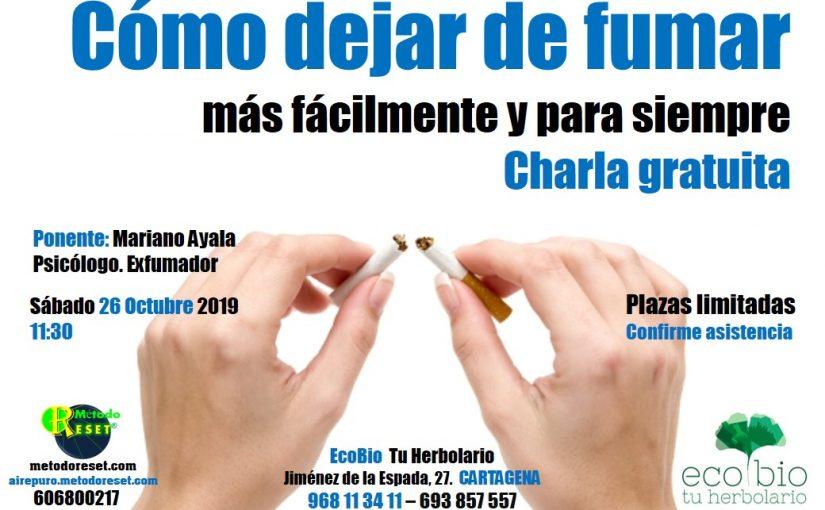 Cartagena: Charla Gratuita