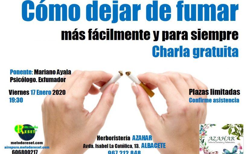 Albacete: Charla gratuita