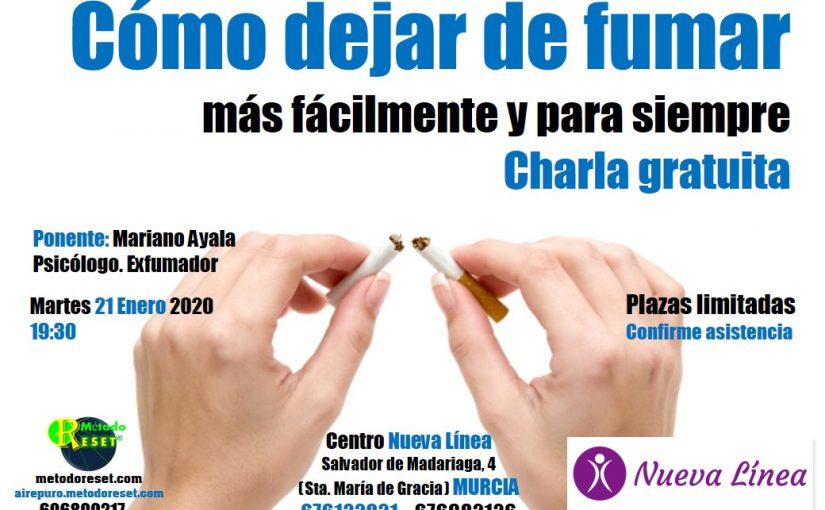 Murcia: Charla gratuita