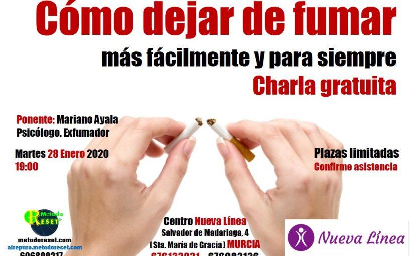 Murcia (Sta. Mª de Gracia): Charla gratuita